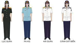 Công chức lãnh đạo ngành hải quan được cấp cúc cấp hiệu vàng hay bạc?
