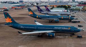 Tổng hợp các vi phạm quy định về thành lập tổ chức thực hiện vận chuyển hàng không và hoạt động hàng không chung