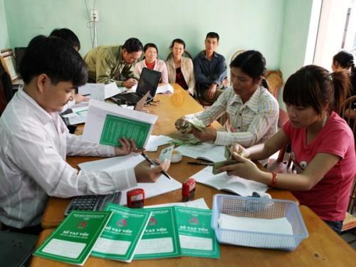 NHCSXH tỉnh Nam Định trả lời về việc thu lãi cho vay HSSV