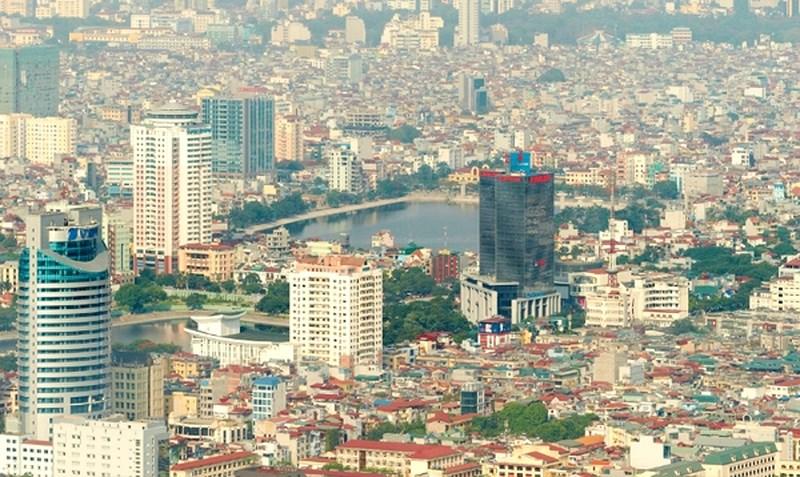 Nhóm các tiêu chuẩn về vệ sinh môi trường khu vực ngoại thành, ngoại thị để phân loại đô thị