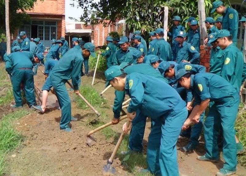 Yêu cầu của hoạt động vận động quần chúng dân quân tự vệ