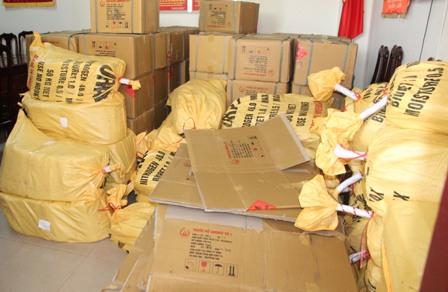Điều kiện thực hiện sản xuất tiền chất thuốc nổ