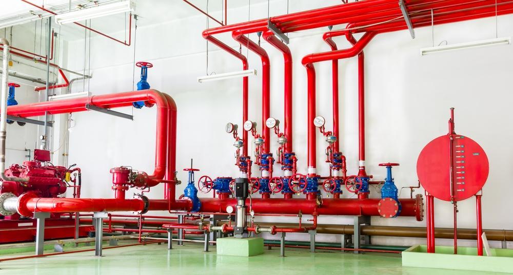 Các hạng mục, công trình, thiết bị của hệ thống cấp nước PCCC tại khu công nghiệp