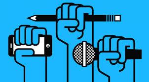 Quyền tự do báo chí và quyền tự do ngôn luận của công dân được thể hiện như thế nào?