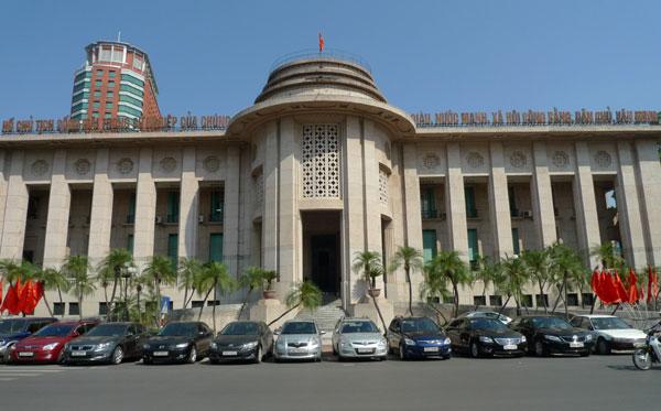 Ngân hàng Nhà nước Việt Nam có vị trí chức năng như thế nào?