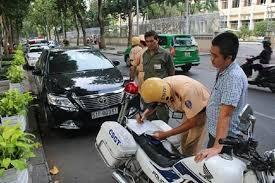Trường hợp nào xe vi phạm không được bảo lãnh?