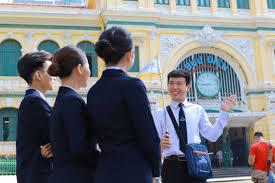 Người có bằng cao đẳng, trung cấp ngành HDV du lịch có được cấp thẻ HDV quốc tế không?