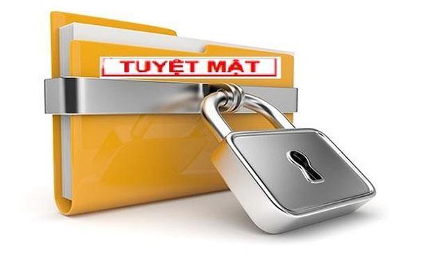 Xử phạt hành vi chấp nhận tài liệu, vật mang bí mật nhà nước không đúng thẩm quyền