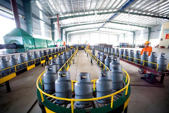Nạp LPG vào chai LPG tại trạm nạp LPG vào phương tiện vận tải xử lý như thế nào?