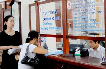 Cơ quan nơi tạm trú có được cấp phiếu lý lịch tư pháp