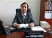 Luật sư Chu Mạnh Cường - Trưởng Văn phòng Luật sư Danh Chính, Đoàn Luật sư TP Hà Nội